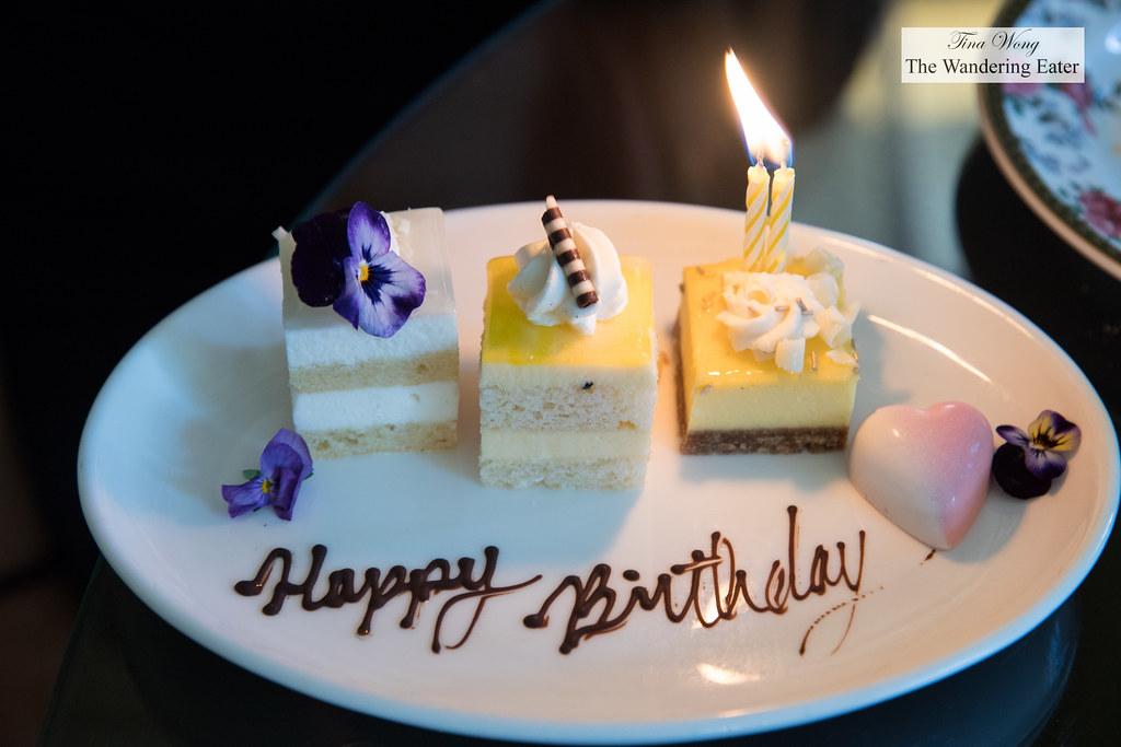 Terrific My Friends Birthday Cake Plate The Langham Huntington Pa Flickr Birthday Cards Printable Trancafe Filternl