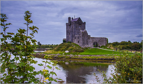 irlanda ireland paesaggio castelli kinvara