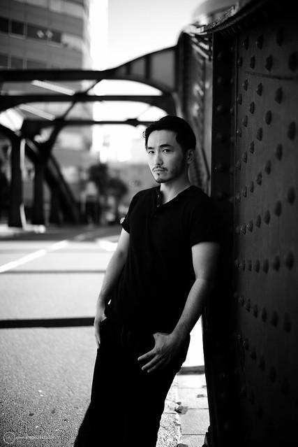 Portraits for an actor: Kohei Sonoda