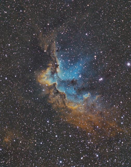 NGC 7380. October. 2018.