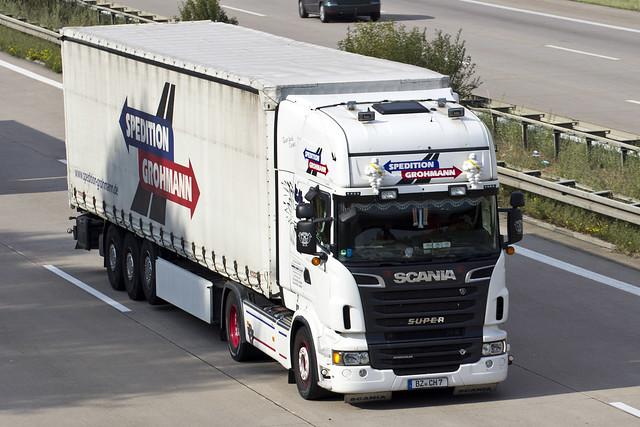 Scania R II Topline