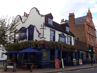 Foresters Arms, Hampton Wick, London KT1 | by Kake .