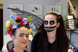Frida Kahlo and the Tooth Decay Fairy
