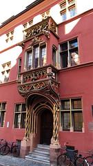 Freiburg: Haus zum Walfisch