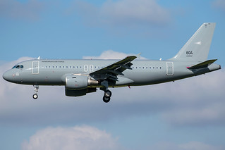 Hungarian Air Force A319-112 604 | by wapo84