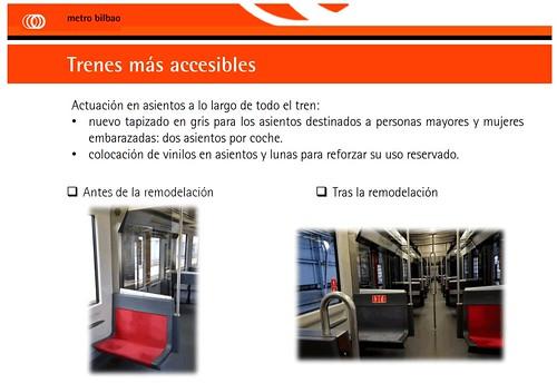 45f375720 Bien (y mal) a Metro Bilbao