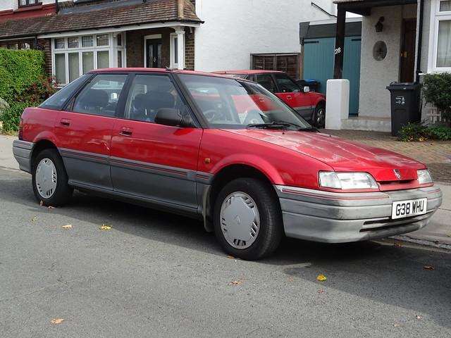 1990 Rover 214 SLi