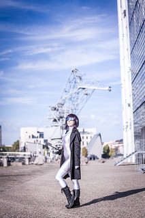 Motoko Kusanangi | by Aeleyn