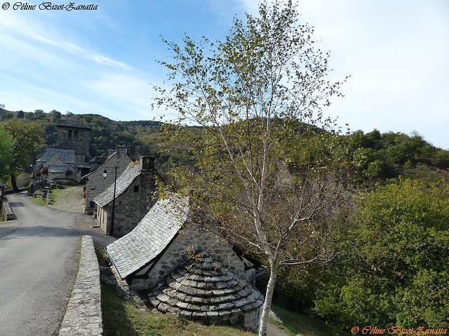 Site très protégé en Aveyron - Occitanie