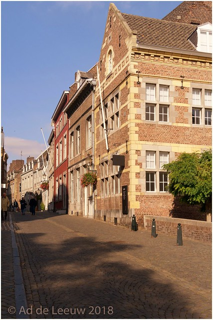 Stokstraat in Maastricht