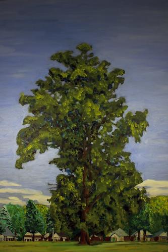 Grand Old Tree II (2004)   by Chris Erskine
