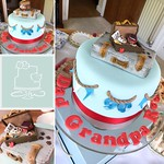 Cake by Claudia West Cake Design