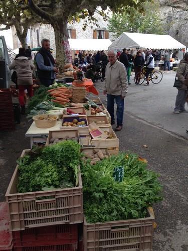 commercant légumes