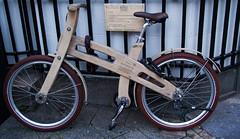 Wood Bike