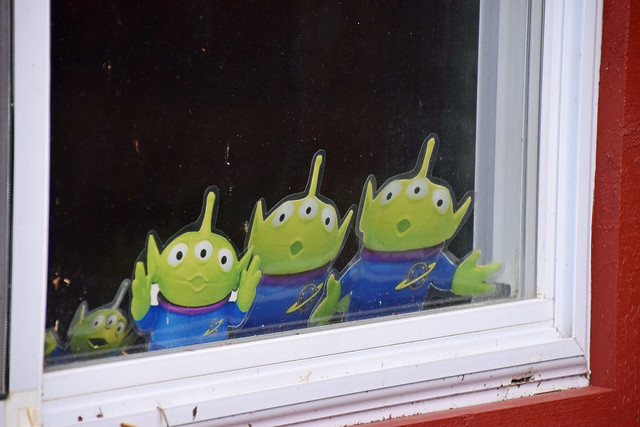 Aliens in the Window