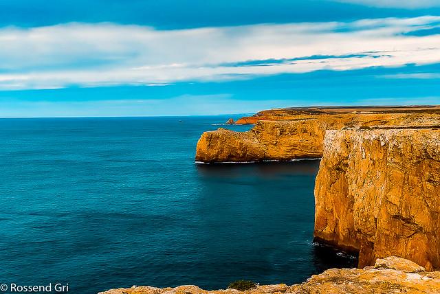 Algarve roques