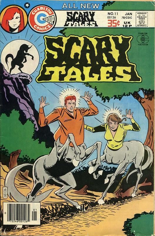 Scary Tales 011 [Jan 1978]