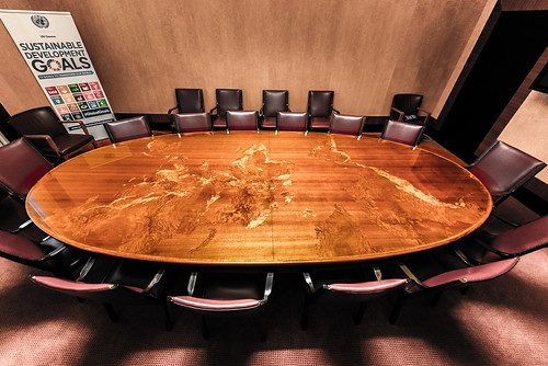 World Table | by cafuego