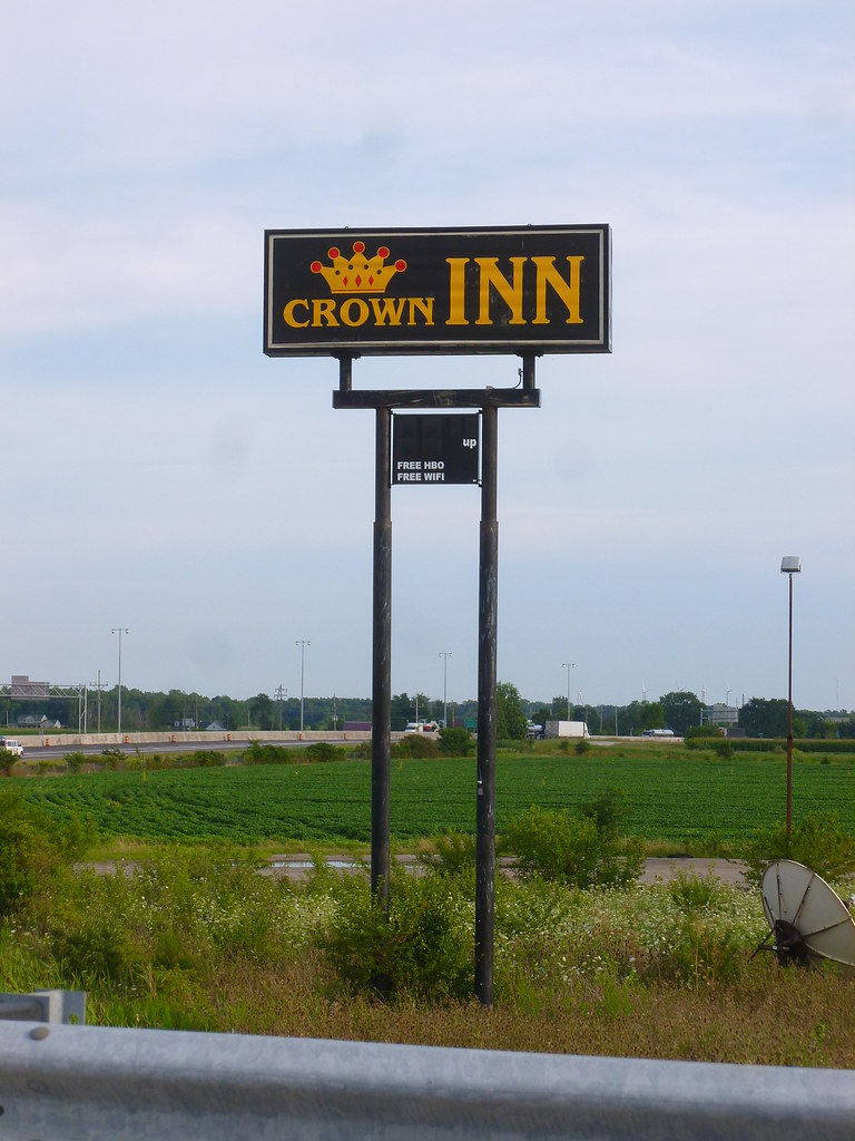former L&K Motel & Restaurant, North Baltimore, OH (1