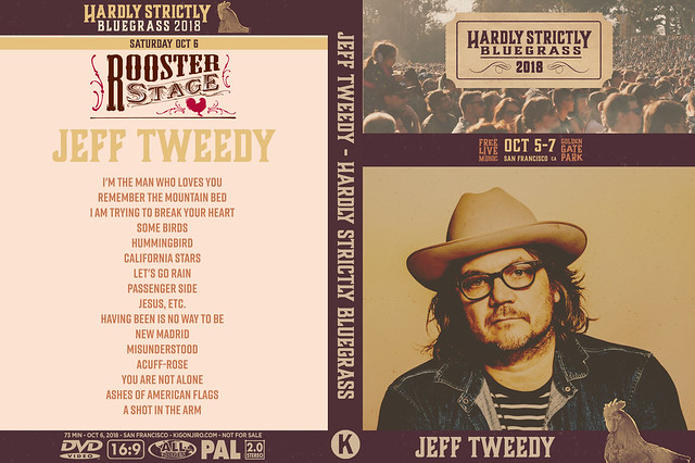 Jeff Tweedy - HSB 2018