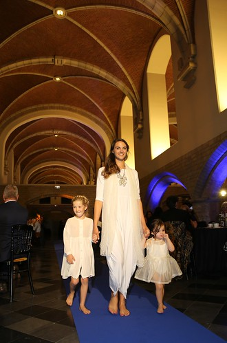 Benefiet-avond Dinner, Fashion & Art (06/10/2018) | by Kristel Van Loock