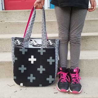 SuperTote pattern from Noodlehead