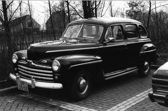 Ford Super de Luxe V8 1946