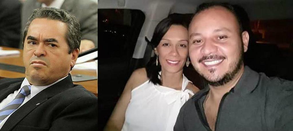 Bolsonaro exonera genro de Lira Maia acusado de peculato e fraude na Perfuga, Lira Maia e Reinaldo Sousa