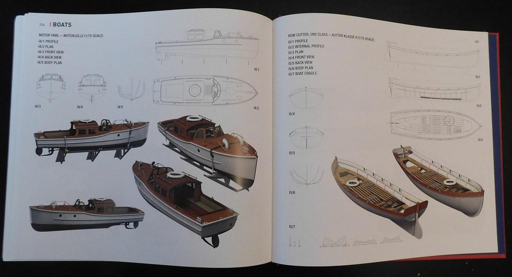 The Battleship Bismark (Anatomy of the ship)
