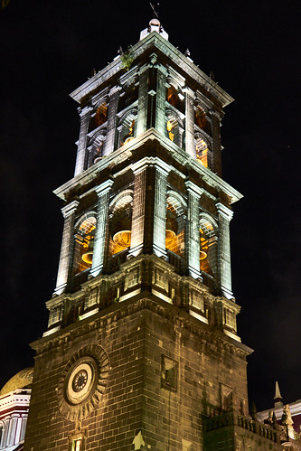 La Catedral, Puebla