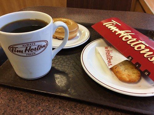Tim Hortons Breakfast | by elmada