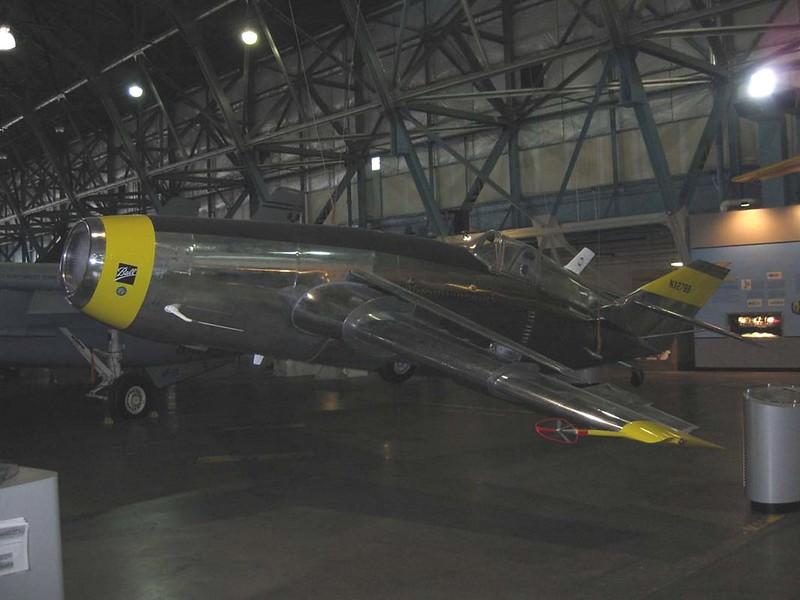 Ball-Bartoe JW-1 Jetwing 2
