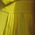 Chartreuse garment