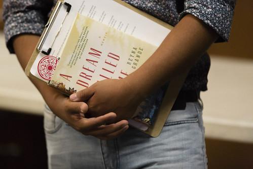 Reyna Grande: A Dream Called Home Book Launch 10.2.18