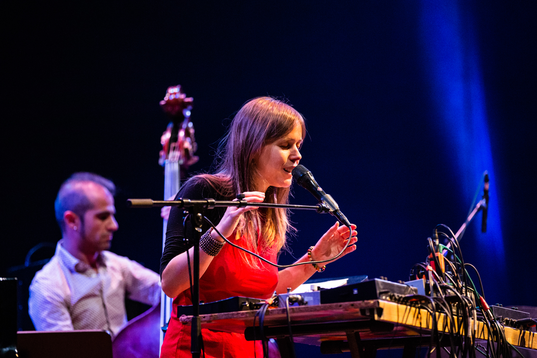 Lynn Cassiers - Imaginary Band-9291
