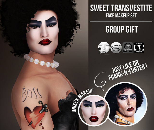 Dotty's Secret - Sweet Transvestite - [Group Gift]
