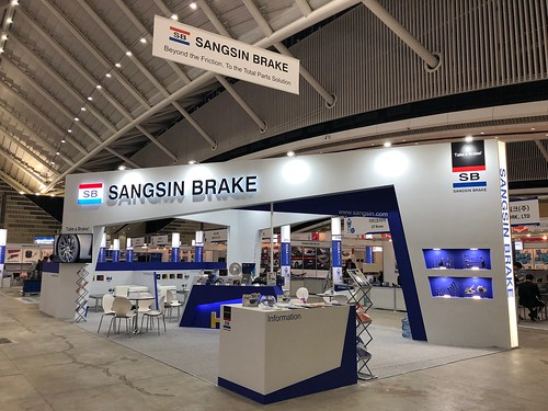 KOAA SHOW 2018 | by SANGSIN BRAKE