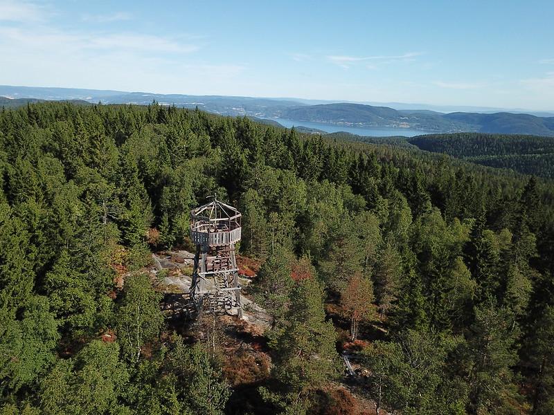 08-Tårnet på Seteråsen (drone)