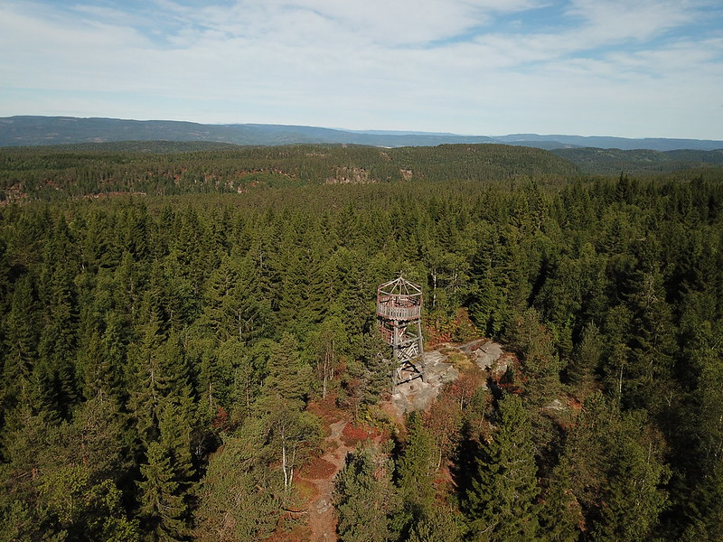 06-Tårnet på Seteråsen (drone)