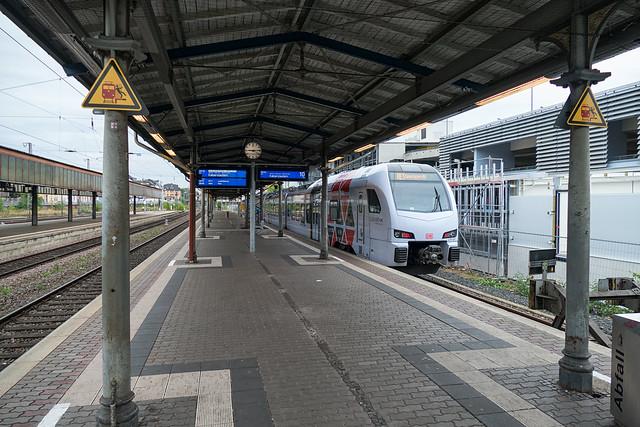 Trier Hauptbahnhof, Germany, Explore No. 21
