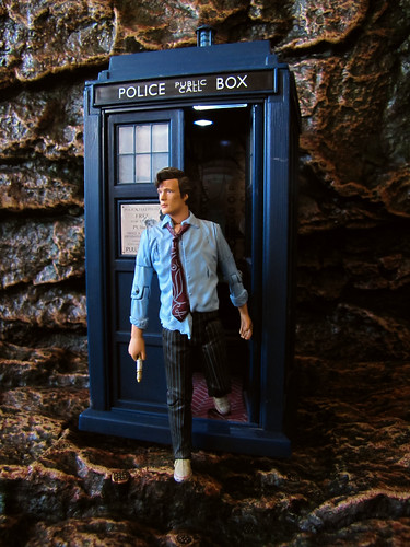 Travels with the Doctor. | by Blondeactionman