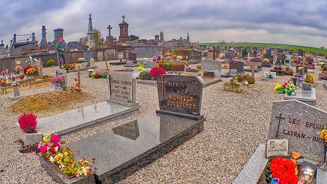 Cemetery - 6105