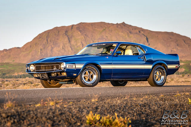 Shelby GT-500 ´69