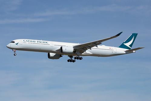 F-WZNI / B-LXD - Airbus A350-1041 - Cathay Pacific - msn 206 | by TLS Plane Spotting