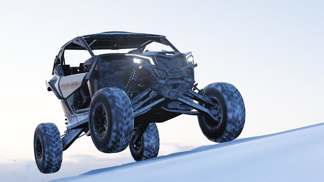 Can-Am Maverick X RS Turbo R