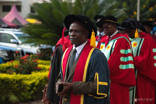 Mr. John Kofi Nyan, Registrar, University of Cape Coast