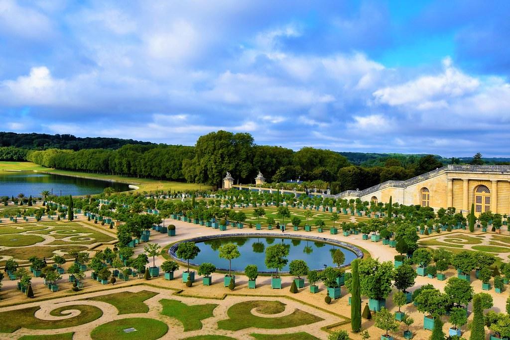 Jardins De Versailles Cheyenne Mercier Flickr