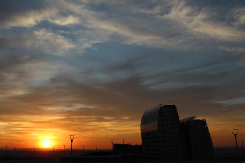 sunset sandton sunsetinsandton sun sunlight sunsets johannesburg southafrica south africa clouds cloudy cloudysky sky skyline skyscrapers skyscraper architecture buildings building