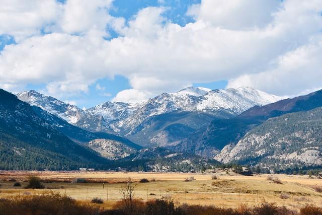 Moraine Park, Rocky Mountain National Park (Colorado)