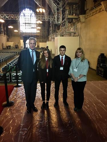 All Saints School visit   by Richard Drax MP